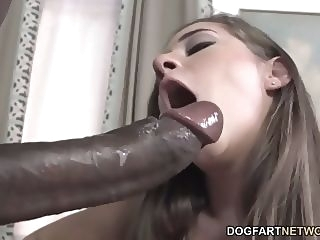 big cock foot fetish interracial