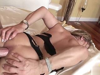amateur anal blowjob